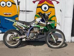 Kawasaki KLX 250S, 2004