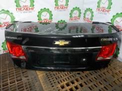 Крышка багажника Chevrolet Cruze/Daewoo Lacetti (седан). Оригинальная.