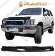 Дефлектор капота Toyota Hilux Surf N130 1989-1995г. Classic черный 894
