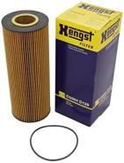 Фильтр масляный, Hengst, E500H D129