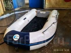 Лодка Акваспаркс 400 SD AL