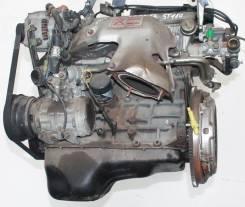 Двигатель Toyota 4S-Fi моновпрысковый