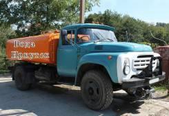 Услуги водовоза, автоцистерна