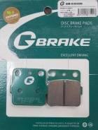 Колодки тормозные G-Brake GM03030S для квадроциклов Yamaha
