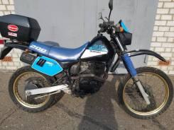 Suzuki Djebel 200, 1989