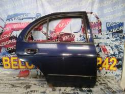 Дверь Nissan Almera (N15) 1995-2000 седан, правая задняя
