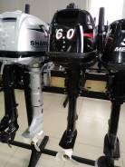 Лодочный мотор Hangkai M 6 HP б/у