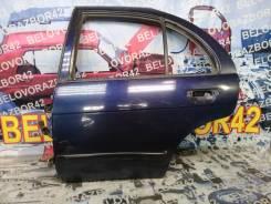Дверь Nissan Almera (N15) 1995-2000 седан, левая задняя