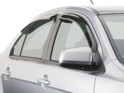 Дефлекторы боковых окон темные Toyota Camry 06- EGR Australia k