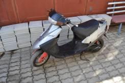 Suzuki Sepia, 2001