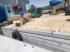 В Астрахани Судно «Понтон-23» тип (назначение): стоечное судно, железо