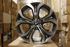 Новые диски R20 5*120 Разноширокие диски на BMW X5 X6
