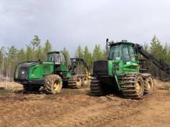 Услуги лесозаготовительного комплекса John Deere 1270E 1710D