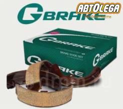Колодки тормозные барабанные G-brake Renault Logan 04- / Sandero 09-