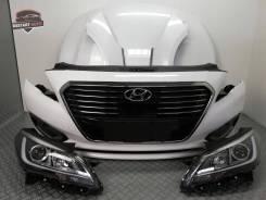 Ноускат Hyundai, Целиком, под ключ (Передний срез автомобиля)