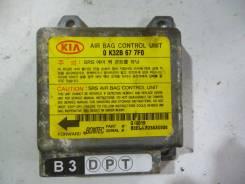 Блок управления AIR BAG RIO 2000-2005