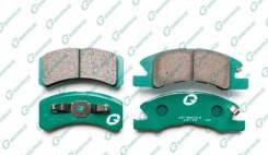 Тормозные колодки дисковые G-brake GP-06100