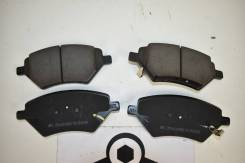 Колодки тормозные передние Chery Tiggo 7 [T156GN3501080]