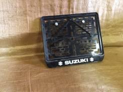 Suzuki GSF-400 бандит, номерная рамка