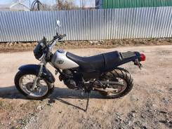 Yamaha TW 125, 2004