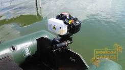 Лодочный мотор Hangkai четырехтактный F3.6