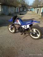 Yamaha PW50, 2004