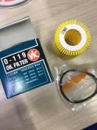 Вставка фильтра масляного(O119)-Япония