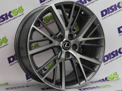 Новые диски на Lexus IS, GS, ES, Toyota Camry, Rav4, Mark II, Chaser
