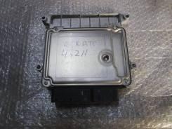 Блок управления двигателем Kia Cerato 2004-2008 (391112B060)