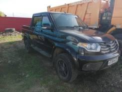 УАЗ-2363, 2016