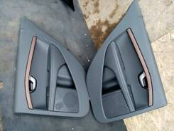 Обшивки двери задние ПАРА! Volvo S80 2-е поколение