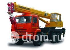 КамАЗ Ивановец KC-45717К-3, 2020