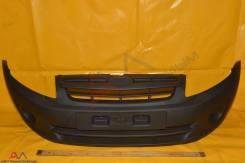 Бампер ВАЗ 2190 Гранта перед. голый (шагрень)