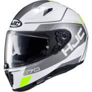 Шлем HJC i70 Karon MC10