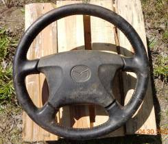 Б/У подушка безопасности водителя Mazda 626 GF / GW 97-02