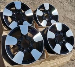 Новые литые диски SKAD Эвридика Ниву, Шевроле Ниву R15
