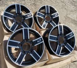 Новые литые диски K7 Ниву, Шевроле Ниву R15