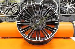 Комплект новых литых дисков Sakura Wheels YA 1046 R20