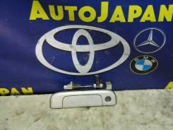 Ручка двери передняя левая Toyota Grand Hiace VCH10 б/у 69220-95J03