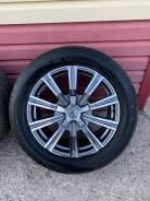 Литые диски c резиной 285/50R20 с Lexus 570