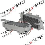 Радиатор алюминиевый Yamaha YZ450F 03-05, WR450F 03-06, пара