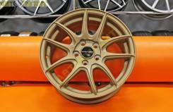 Комплект новых литых Sakura Wheels 1087 R15 5*100