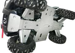 Защита днища (Защита ATV) Алюминий Baltmotors Jumbo 700 2012-