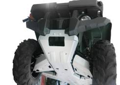 Защита днища (Защита ATV) Алюминий Yamaha Grizzly 450 2014-