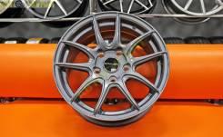 Комплект новых литых дисков Sakura Wheels 1087 R15