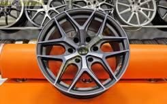 Комплект новых литых дисков Sakura Wheels YA 9549 R18
