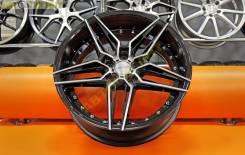Комплект новых литых дисков Sakura Wheels R 3337 R19