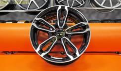 Комплект новых литых дисков Sakura Wheels 3356 R15
