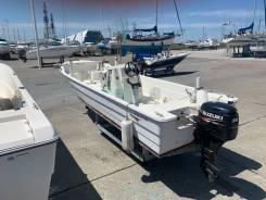 Лодка Suzuki FE-230