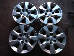 Оригинальные литые диски Mitsubishi Pajero R17